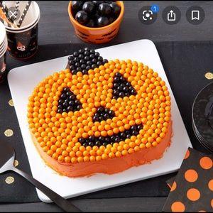 Wilton Pumpkin Halloween Thanksgiving Cake Pan